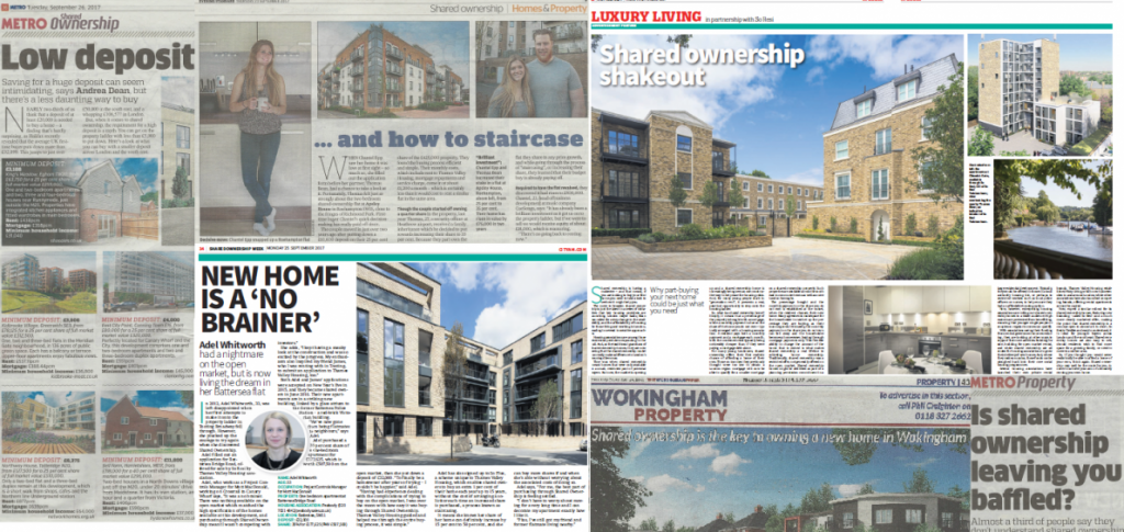 Shared Ownership Week coverage